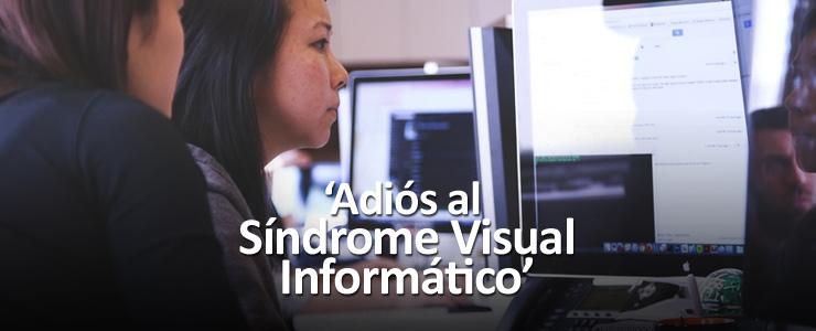 Un 70% de los españoles podría padecer el síndrome visual informático, un problema originado por la sobreexposición de los ojos a las pantallas del ordenador o dispositivos electrónicos y que… Me Interesa