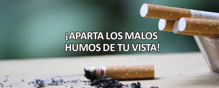 Son conocidos los efectos nocivos asociados al tabaquismo, estos son algunos efectos que agravan y provocan enfermedades en la visión.  1. CATARATAS La Organización Mundial de la Salud (OMS), entre otras… Me Interesa
