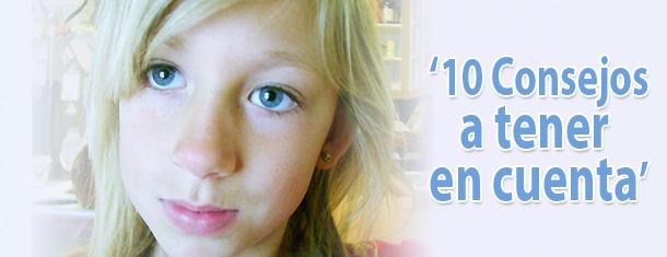 Comienza la campaña de 'Salud Visual Infantil' y creemos oportuno ofreceros 10 Consejos a tener muy en cuenta en cuanto a los hábitos y conductas para conseguir una correcta salud… Me Interesa
