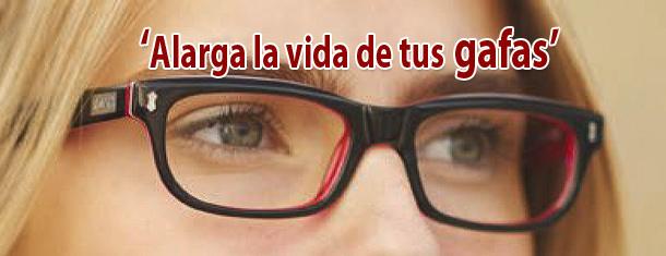 ¿Quiéres alargar la vida de tus gafas?. Te damos 4 sencillos trucos para ayudar a mantenerlas en un óptimo estado y alargar su duración.    1. LIMPIEZA Mantener tus lentes limpias es fácil… Me Interesa