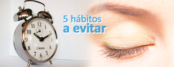 Habitos como dormir con lentes de contacto, tocarse los ojos, no descansar la vista, no realizar revisiones periódicas son algunos de los problemas a evitar en el cuidado de nuestra… Me Interesa