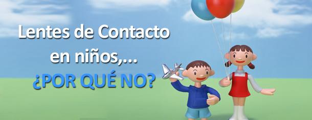 2587ff4bf5 Respondemos a algunas preguntas frecuentes que tienen los padres a la hora  de plantearse si son adecuadas las lentes de contacto para sus hijos.