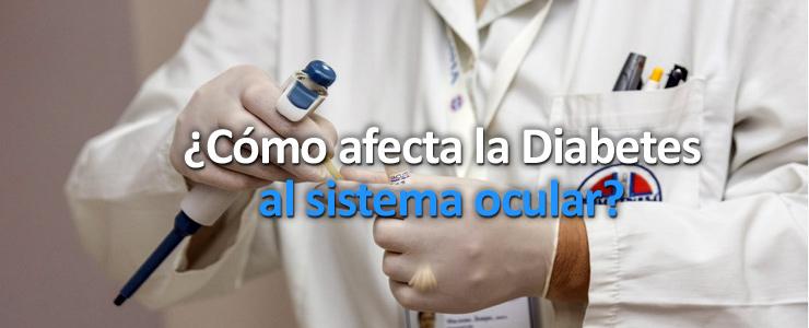 Las personas con diabetes tienen un riesgo más algo de ceguera que las personas que no la padecen y, en general, en ellos se dan una serie de cambios y… Me Interesa