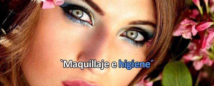 Las principales afecciones oculares que pueden aparecer tras el uso inadecuado del maquillaje son queratoconjuntivitis, blefaritis alérgica y erosiones conjuntivales.  Los cosméticos destinados a la zona ocular tienen una legislación específica,… Me Interesa