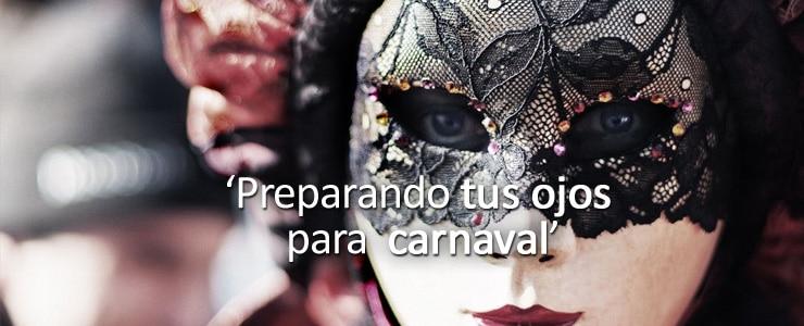 El Carnaval es una de las fiestas más esperadas por los amantes de los disfraces.  Una de las últimas tendencias es el uso de complementos como las lentes de contacto… Me Interesa