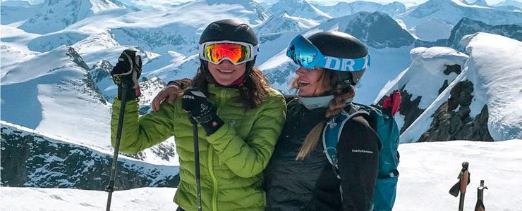 Si vas a la nieve este invierno ten en cuenta que es muy importante cuidar la salud de tus ojos, ya que la altitud y el efecto del manto blanco… Me Interesa